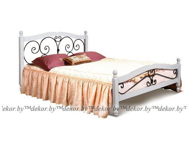 Кровать двуспальная «Глория-8»