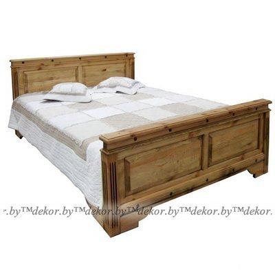 """Кровать """"Викинг-01"""" двуспальная"""