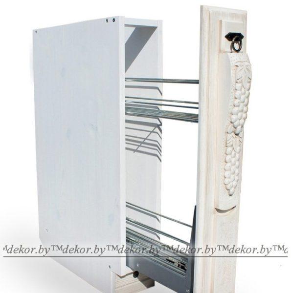 Шкаф-стол «Викинг GL» с карго браш.