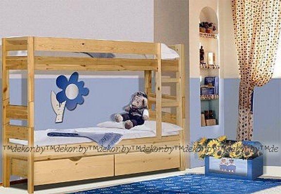 Кровать двухъярусная «УВЕ»
