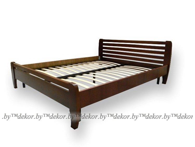 Кровать двуспальная «Идиллия»