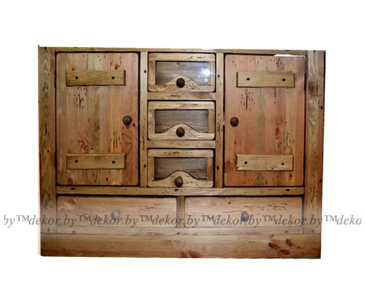 Шкаф-стол «Касита» 03