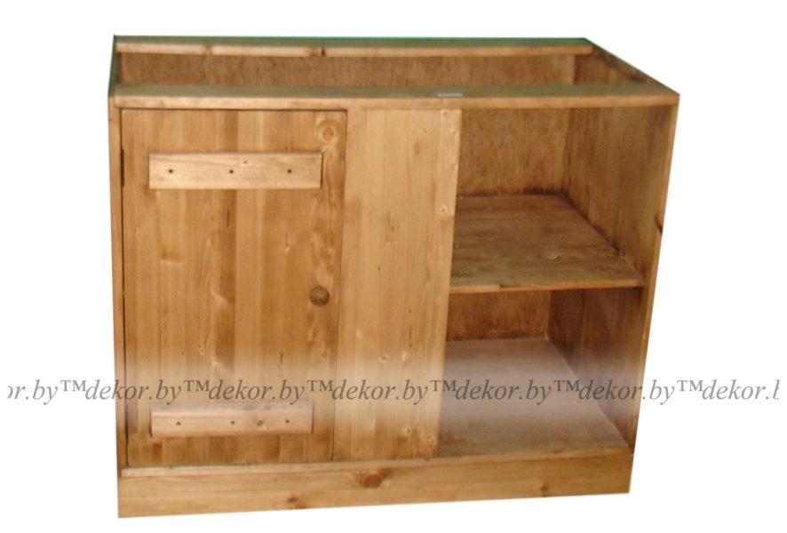 Шкаф-стол «Касита» 10 угловой