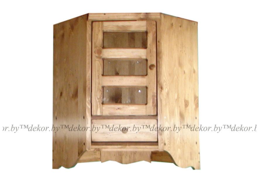 Шкаф настенный «Касита» 15 угловой
