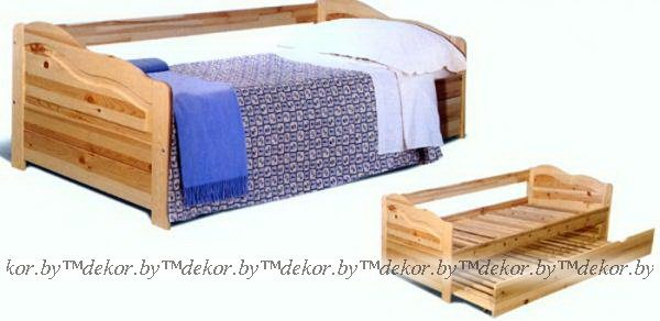 кровать дейбед