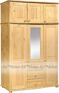Шкаф с зеркалом МД-331