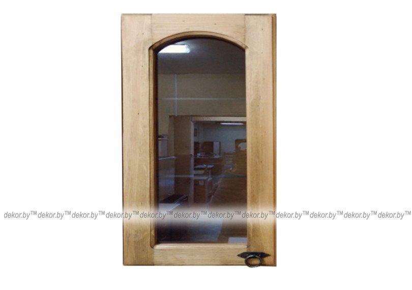 Шкаф настенный «Викинг GL» со стеклом №20