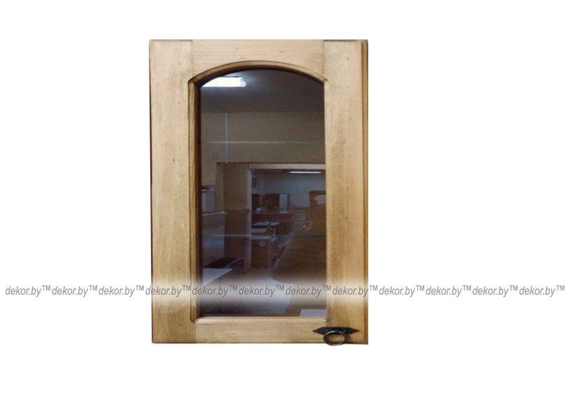 Шкаф настенный «Викинг GL» со стеклом №30