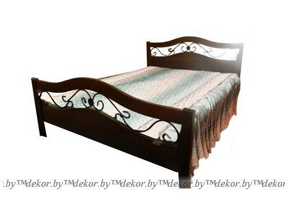 Кровать двуспальная Глория-9
