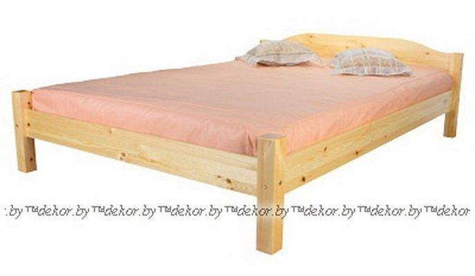 Кровать «Леона-2» МД-219-02