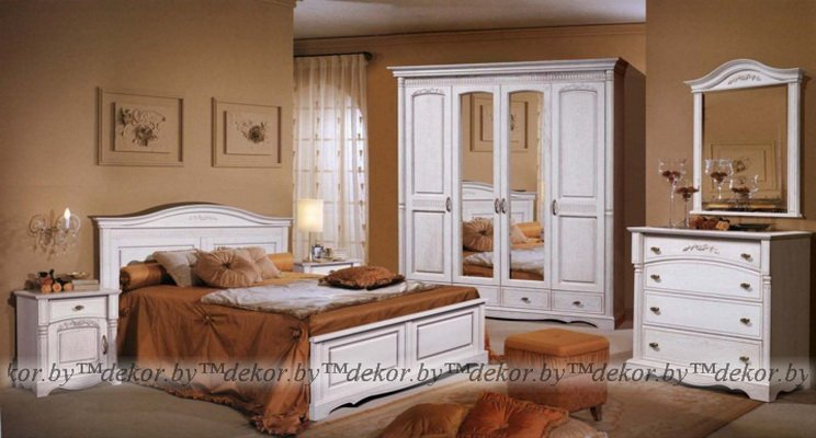 Спальня «Паола»