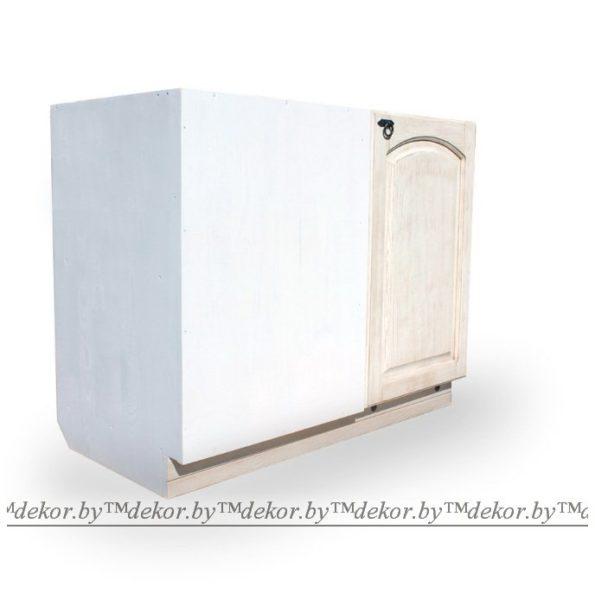Шкаф-стол «Викинг GL» угловой браш.