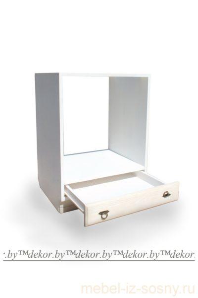Шкаф-стол «Викинг GL» под духовку браш.
