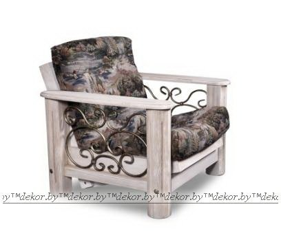 """Кресло-кровать """"Викинг-02"""" браширование"""
