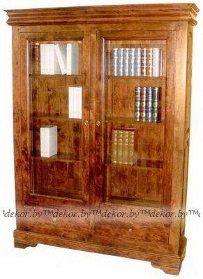 "Шкаф для книг ""Луи Филипп"" OB 28.02"