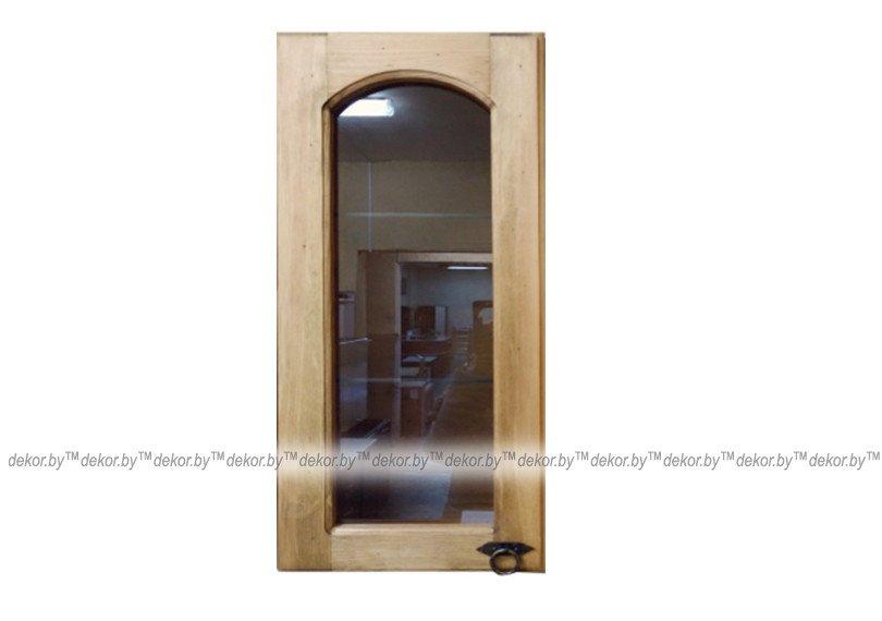 Шкаф настенный «Викинг GL» со стеклом №19